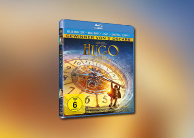 Hugo Cabret (3D-Blu-ray)