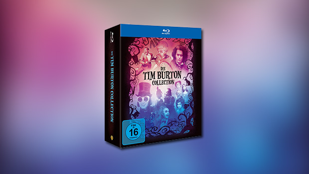 Die Tim Burton Collection (Blu-ray)