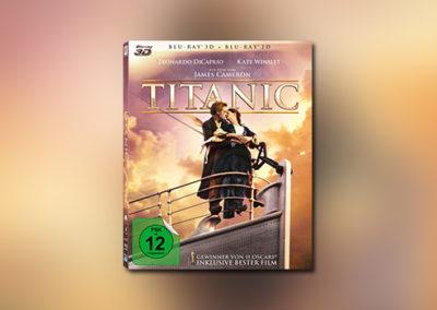Titanic 3D (3D-Blu-ray)
