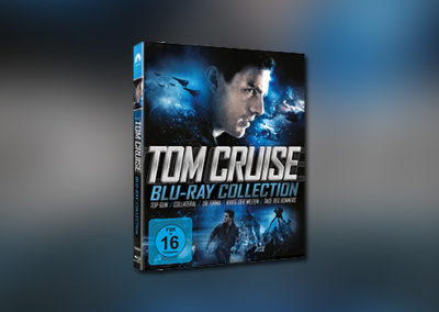 Tom Cruise Blu-ray Collection (5 Filme)