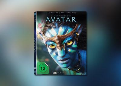 Avatar 3D (3D-Blu-ray)
