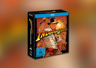 Indiana Jones – The Complete Adventures (Blu-ray)