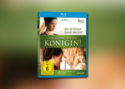 Leb wohl, meine Königin! (Blu-ray)