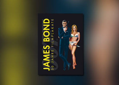 James Bond: 50 Jahre Filmplakate