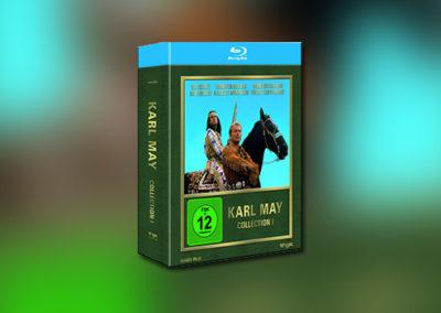 Karl-May-Collection I (Blu-ray)