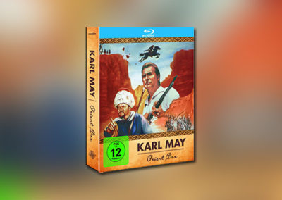Karl-May-Orient-Box (Blu-ray)