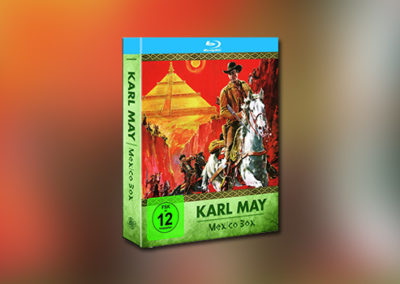 Karl-May-Mexico-Box (Blu-ray)