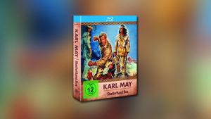 Karl-May-Shatterhand-Box (Blu-ray)