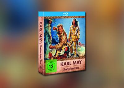 Karl-May-Shatterhand-Box (Blu-ray)