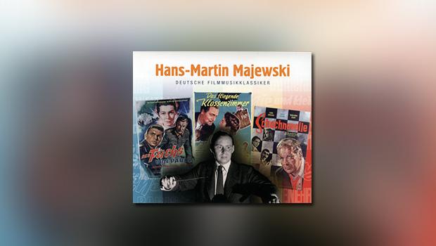 Hans-Martin Majewski – Deutsche Filmmusikklassiker