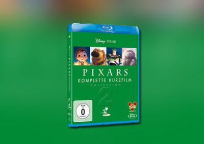 Pixars komplette Kurzfilm Collection 2 (Blu-ray)