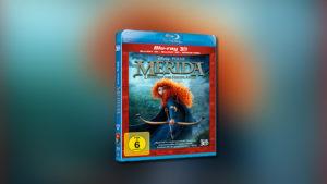 Merida – Legende der Highlands (3D-Blu-ray)