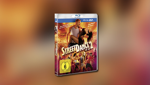 StreetDance 2 in 3D (3D-Blu-ray)
