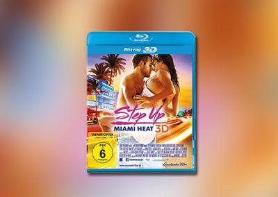 Step Up 4: Miami Heat 3D (3D-Blu-ray)