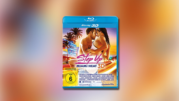Step Up 4: Miami Heat 3D (3D-Blu-ray)