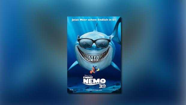 Findet Nemo 3D (3D-Blu-ray)