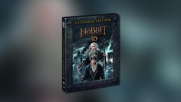 Der Hobbit: Die Schlacht der fünf Heere (3D)
