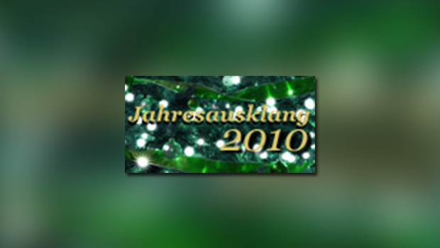Jahresausklang 2010