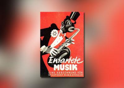 """Im Dritten Reich verboten – """"Entartete Musik"""", Folge 1"""