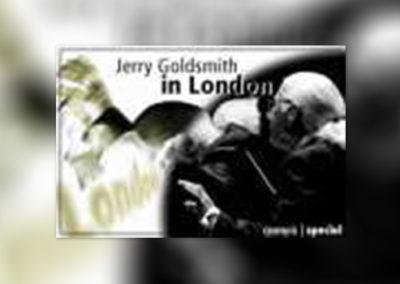 Jerry Goldsmith in Concert – Zwei faszinierende Abende mit dem LSO, Teil 1