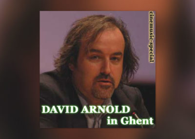 David Arnold: Fragestunde in Ghent