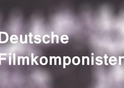 Deutsche Filmkomponisten