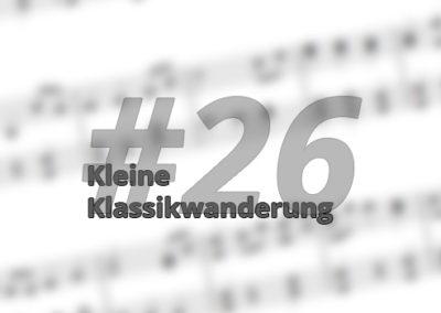 """Kleine Klassikwanderung 26: """"Eterna-Collection — Legendäre Opernaufnahmen kehren zurück"""""""