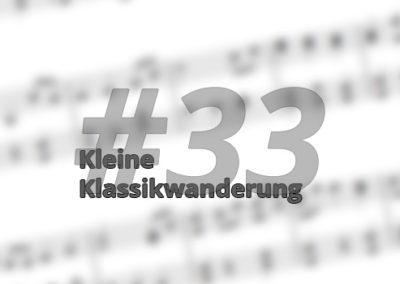 Kleine Klassikwanderung 33: Dmitri Schostakowitsch II