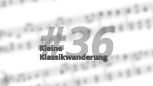 Kleine Klassikwanderung 36: Alfred Schnittke, Teil I