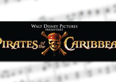 Pirates of the Caribbean-Übersicht