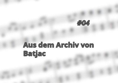 Aus dem Archiv von Batjac, 4. Folge