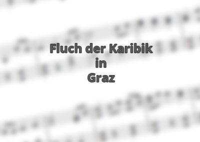 Konzert: Fluch der Karibik in Graz, 19. Juli 2008