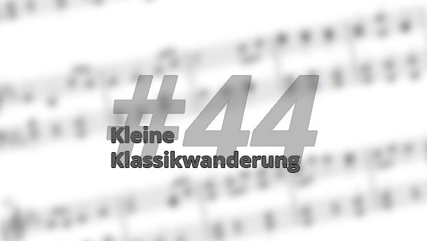 Kleine Klassikwanderung 44: Herbert von Karajan zum 100.