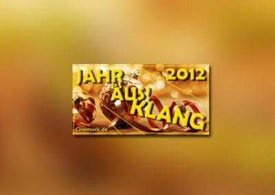 Jahresausklang 2012