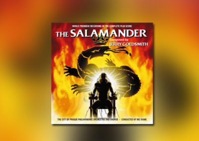 Jerry Goldsmith: The Salamander von Tadlow