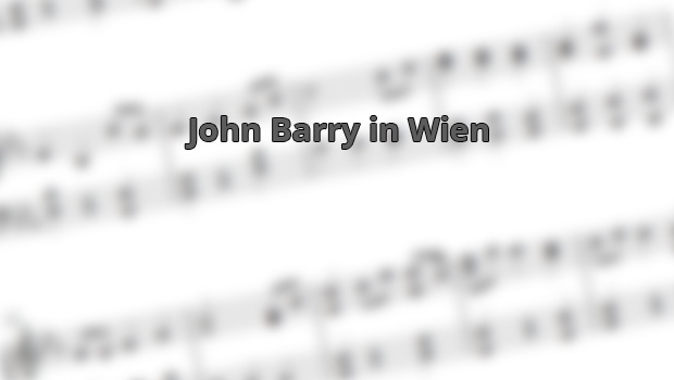 John Barry in Wien