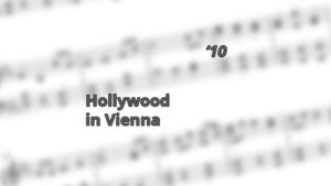 Hollywood in Vienna 2010: A Tribute to Howard Shore