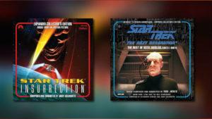 GNP Crescendo: 2 weitere Star-Trek-Alben