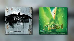 2 neue Disney-Alben von Intrada