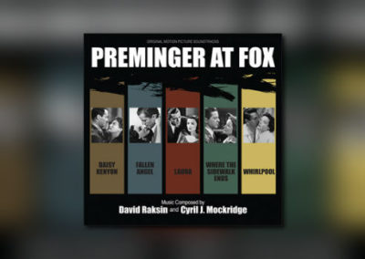 Preminger-Doppelalbum bei Kritzerland