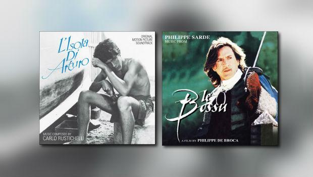 Quartet: Carlo Rustichelli & Philippe Sarde