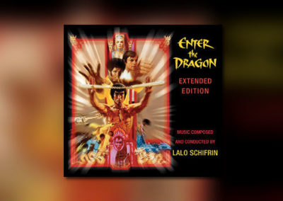 Aleph: Lalo Schifrins Enter the Dragon als Neuauflage