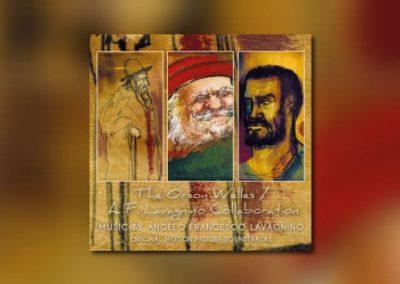 Neues Lavagnino-Album von Alhambra Records