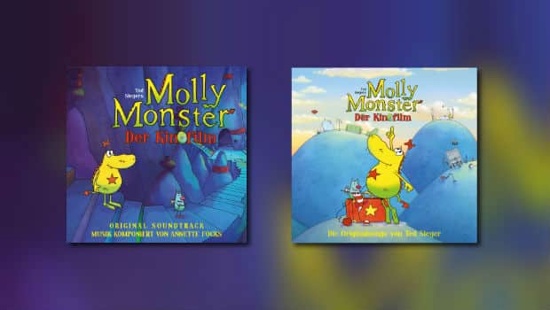 Alhambra: 2 CDs zu Molly Monster