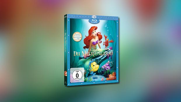 Arielle, die Meerjungfrau (Blu-ray)
