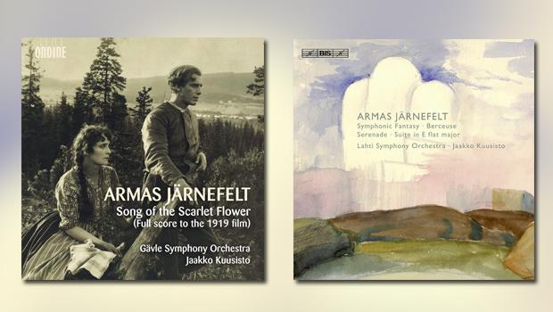 Der Klassik-CD-Tipp: Armas Järnefelt