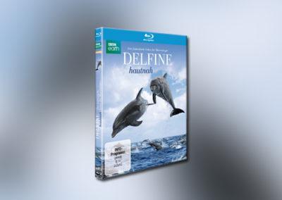 Delfine hautnah (Blu-ray)