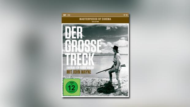 Der große Treck (Blu-ray)