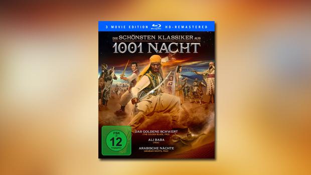 BD Die schönsten Klassiker aus 1001 Nacht