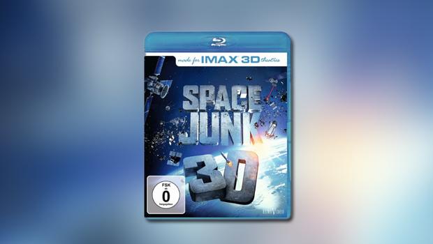 Space Junk – Schrottplatz Weltall (IMAX-3D)